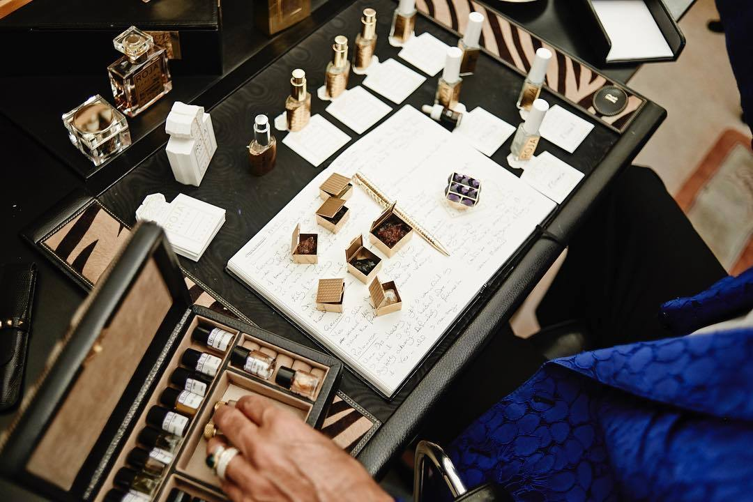 Roja Dove: What does your perfume say about you?