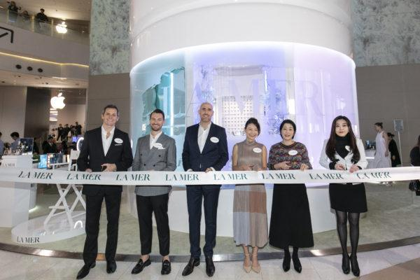 Larger than life: La Mer unveils giant Crème de la Mer jar installation in Hong Kong