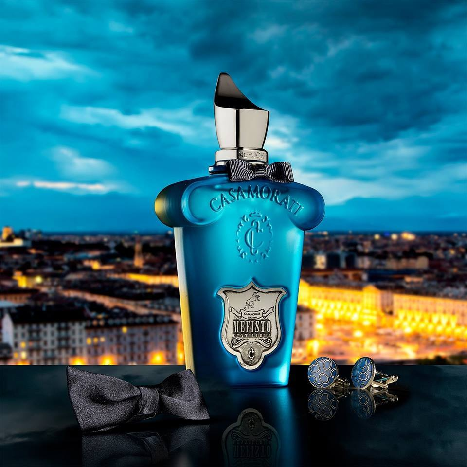Mefisto Gentiluomo by Xerjoff: A new fragrance for men 2018